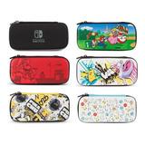 Kit De Proteccion (estuche) Nintendo Switch Lite Macrotec
