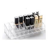 Caja Organizador Labiales De Maquillaje
