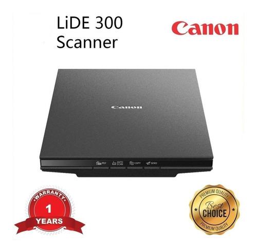 Scanner Canon Lide 300 2995c021aa Scanner De Mesa Lide 300