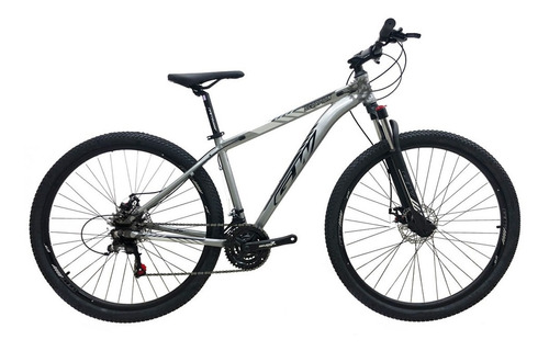 Bicicleta Gw Scorpion Mtb Aluminio 7 Vel Tourney Bloqueo Mec