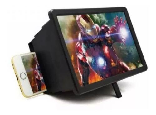 Ampliador De Pantalla 3d Tipo Lupa Para Celular Series
