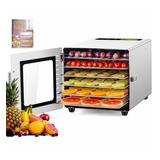 Máquina Deshidratadora De Alimentos Kwasyo, 6 Capas De Acero