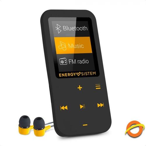 Reproductor Mp3 Mp4 Portatil Musica Audio Auriculares