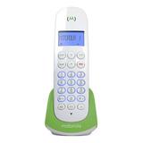 Teléfono Inalámbrico Motorola M750 Verde