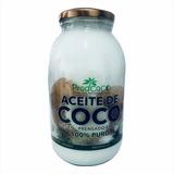 Aceite De Coco 1 Litro (1000ml) 100% Nat - mL a $45