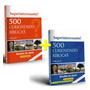 Super Interessante 500 Curiosidades Bíblicas Volumes 1 E 2 Original