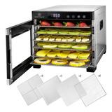 Máquina Deshidratadora De Alimentos Chefwave De 6 Bandejas,