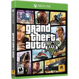 Grand Theft Auto 5 Gta V Xbox One Codigo Key Original