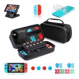 Kit De Accesorios Para Nintendo Switch Funda Iforu 17 En 1