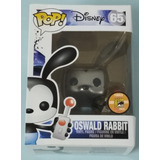 Oswald Rabbit. Disney. #65. Pop. Comic Con. Nuevo