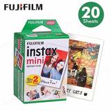 Fujifilm Instax Mini Envío Instantáneo  Hojas Papel Foto