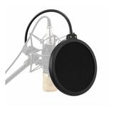 Filtro Anti Pop Mut Modelo Ps-1 Professional Pop Shield