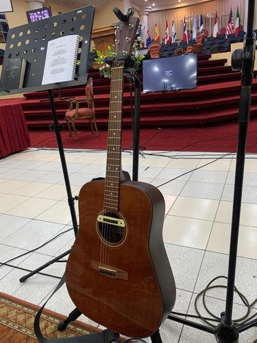 Guitarra Lbenito Con Lr Baggs M80 (leer Descripción)