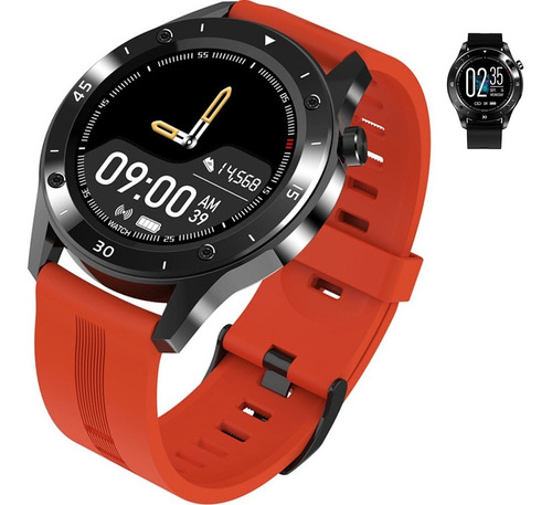 Smartwatch Deportivo Inteligente Respiraciòn Ritmo Cardiaco