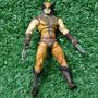 Wolverine Marvel Lengends Série Juggernaut Marrom Clássico Original