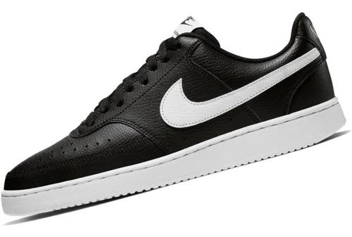 Zapatilla Nike Court Vision Low - Negro
