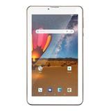 Tablet  Multilaser M7 3g Plus Dual Nb30 7  16gb Dourado Com 1gb De Memória Ram