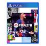 Jogo Midia Fisica Lacrado Futebol Fifa 2021 Playstation Ps4 Original
