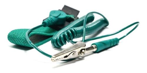 Pulsera Antiestatica C/cable 1.5mts - Unison