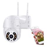 Cámaras De Seguridad Wifi Exterior 1080p Hd Monitoreo