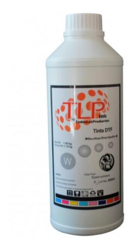 Tinta Dtf Marca Tlp 100 Ml Impresoras Dtf Con Re Circulación