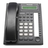 Teléfono Fijo Panasonic Kx-t7730 Negro