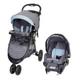 Coche Baby Trend Skyline 35 Travel System Blue
