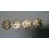 Monedas De Costa Rica, Coleccion,. 75 Aniversario. Vhcf
