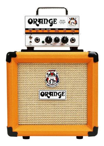 Orange Micro Terror Cabezal Y Caja Ppc 108 - Combo