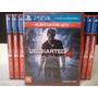 Jogo Uncharted 4 - Playstation 4 Ps4 -  - Lacrado Original