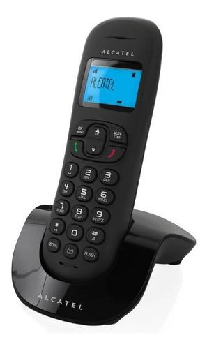 Teléfono Inalámbrico Alcatel C200 Voice Contestadora Digital