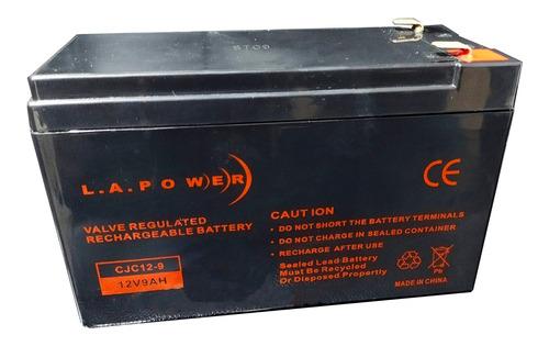 Bateria 12v 9 Amperes Hora Ups / Scooter Electrico Cj12-9