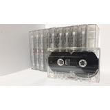 Cassette Virgen 60mnts 10 Unidades