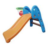 Tobogán Plástico Multicolor P/niños Increíble Oferta Premium