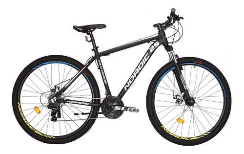 Bicicleta Nordic X 3.0 By Slp 21v R29 Aluminio Fr Disco Susp
