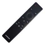 Control Remoto Samsung Smart Tv 4k Curve Uhd + Funda Y Pila