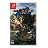 Monster Hunter Rise Standard Edition Capcom Nintendo Switch Físico