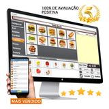 Sistema Pdv Bar Pizzaria Açaí Fast Food Delivery Lanchonete