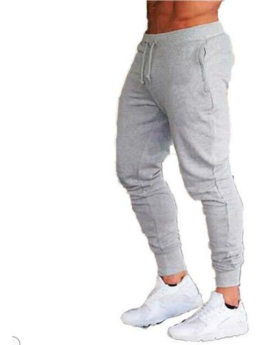 Pantalones Monos Jogger Caballeros Slim Fit  By Plutonio