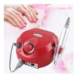 Kit Pulidor De Uñas Electrico Profesional Manicure/pedicure