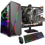Pc Gamer Armada Pro Cpu Intel Core I9 9900 8gb Ddr4 1tb Hdmi