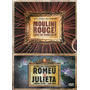 Moulin Rouge & Romeu & Julieta 2 Dvd Novo Lacrado Original