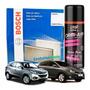 Filtro Cabine Ar Condicionado Hyundai Hb20 E Ix35 + Spray Higienizador Original