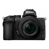 Nikon Z50 / 16-50mm / Dx Mirrorless / 16gb /4k/ Wifi / Nueva
