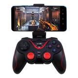 Control Para Celular Bluetooth Con Soporte Gamepad Android