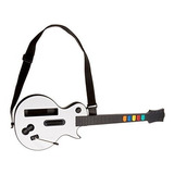 Guitarra Inalámbrica Para Wii Guitar Hero Y Rock Band (exclu