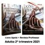 Kit Lições Bíblicas Adulto Professor + Livro De Apoio Original