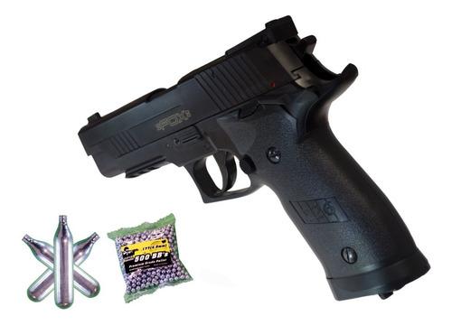Pistola Co2  Premium Quality  Balines Garrafas