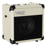 Amplificador Vox Mini Mini5 Rhythm Combo 5w Marfil 220v