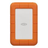 Disco Duro Externo Lacie Rugged Stfs4000800 4tb Naranja